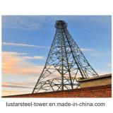 Direct de l'usine 60m 4-Leg treillis en acier Telecom Tower