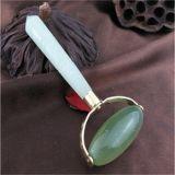 Hulpmiddel Van uitstekende kwaliteit van de Rol van de Massage van de Jade van de Prijs van de fabriek het Natuurlijke Gezichts