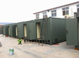 熱い販売の携帯用軍隊の容器の家のAblution