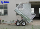 L'économie agricole hydraulique de remorque remorque basculante Vente (HTT95)