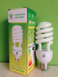 18W 20W 24W 28W 30W 혼합 분말 나선 에너지 절약 가벼운 램프