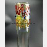 18-duim de Gele Waterpijp van het Glas voor de Pijpen van de Terugwinning van de Filter