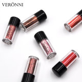 en el cosmético común del ojo de Veronni del pigmento del reflejo 12colors impermeabilizan el polvo flojo del sombreador de ojos del brillo