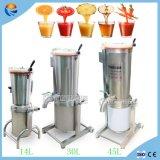 Het elektrische Automatische Sap die van het Deeg van de Saus van het Fruit van de Soja van de Ui van de Spaanse peper Malende Machine maken