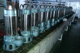 2 polegadas de 3 polegadas de diâmetro das bombas de esgoto submersível de Água