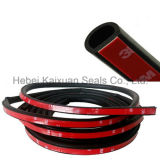 Resistentes ao calor 3m Car Door / Window Rubber Seals