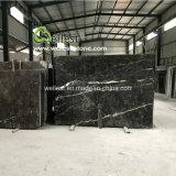 Самый дешевый популярный китайский темный сляб Brown Emperador мраморный большой