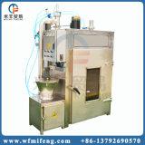 Máquina do fumo do processamento de carne do aquecimento de vapor