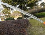 Angeschaltene Wasser-Pumpe Gleichstrom-Solarwasser-Solarpumpe