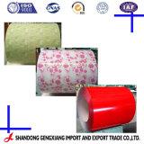 Prepainted катушка/PPGI оцинкованной стали для кровельных листов