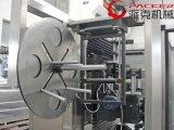 Frasco de vidro de máquinas de rotulação automática