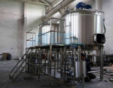 Matériel de carbonation de système de saccharification et de filtration