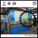 Freio da imprensa Wc67y-250X4000 hidráulica e máquina de dobra da placa