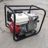 Bomba de agua de la gasolina de 2 pulgadas, máquina de bombeo del drenaje, bomba refrigerada del motor de gasolina de 4-Stroke Ohv