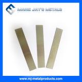 De Stroken van het carbide van Maagdelijk TC Materiaal worden gemaakt dat
