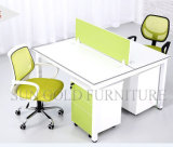 2 Persons (SZ-WSL301)를 위한 정면으로 Classic Design Workstation