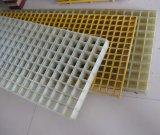El suministro directo de fábrica de fibra de vidrio Anti-Skid GRP FRP Rejilla de fibra de vidrio.