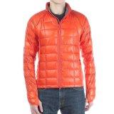 De Manier van mensen kleedt zich onderaan het Jasje die van de Winter Jacke 0214 kleden