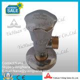 Válvula de ángulo de zinc mango del inodoro (YD-I5028)