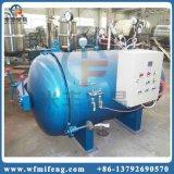 蒸気のタイヤの再生の加硫機械