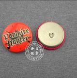 Divisa de la lata del botón, divisa de la insignia de la impresión (HY-MKT-0022)