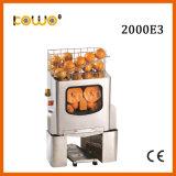 직업적인 자동적인 전기 과일 대중음식점과 호텔을%s 기어 박스를 가진 주황색 Juicer 레몬 갈퀴 기계