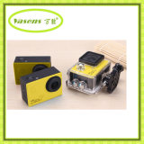 Водоустойчивая миниая камера Atiocn камкордера 4K