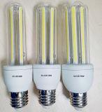 ampolas energy-saving do diodo emissor de luz 2u 3u 4u da ESPIGA de 8W 12W 16W
