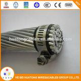 El conductor de aluminio toldo Reinforeced Cable de acero ACSR Wolf 150mm2 (30/2.59mm+7/2.59mm) / llevar 250mm2 (30/3.35+7/3.35) IEC estándar BS