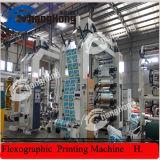 6 Цвет BOPP Flexographic печатной машины (CH886-600F)