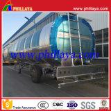 軽量の3半車軸50000litersアルミニウム重油のタンカーのトレーラー