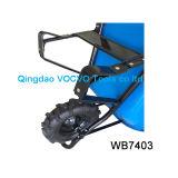 Aço Pesado Wb Wheelbarrow7403 para utilização industrial e Jardim usando