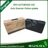 Original Spx Autoboss V30 Super Scanner avec mise à jour de l'imprimante par Internet