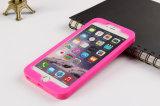 Teléfono móvil de caucho de silicona personalizadas caso