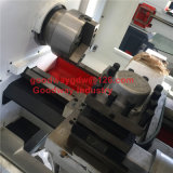 Vck-6161 절단 금속을%s 보편적인 수평한 기계로 가공 CNC 포탑 판금 공작 기계 & 선반 기계