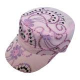 Gorra de béisbol caliente de la venta con el pequeño pico suave SD20