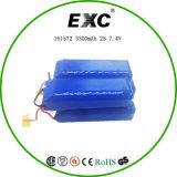 161572 paquete de la batería de polímero de litio