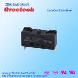 Micro Switch Dpdt 1n+1nc utilizados no controle da indústria