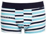 New Print Design Cotton Men's Boxer Brief Underwear