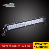 Fisheyeの120W 20 Inch LED Light Bars