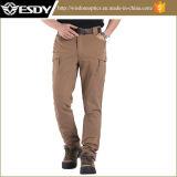 Los pantalones tácticos de la película del espía IX9 adelgazan modelos aumentados IX7 de los bolsos