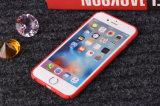 iPhone 6/6s/7plus를 위한 두개골 패턴 이동 전화 방어적인 상자