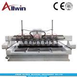 1530 Multi Fusée/routeur CNC/cnc machine de découpe de gravure/4/6/8 machine à sculpter tête 1500mmx3000mm
