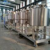 Brouwt de Kant en klare Nano Brouwerij van het roestvrij staal voor Bar
