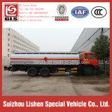 20000L Transporte de gasolina 6 * 4 Deisel Power 230HP Caminhão de tanque de combustível para venda Caminhão de petróleo 20ton Caminhão pesado
