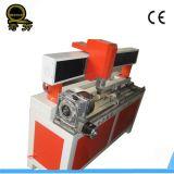 Jinan-Fabrik-Wasser-gurrende Spindel-Steppermotor3d Dreh-CNC-Fräser-Maschine