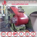 コイルの熱い販売JIS G3312 PPGIカラー上塗を施してある鋼鉄
