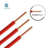 A Norma americana Condutor de cobre flexível com isolamento de PVC 10 AWG Fio 10mm