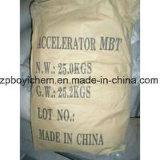 CAS: 149-30-4 de fabricación de caucho Accelerator Mbts