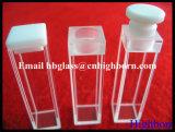 Fabricant de personnaliser la cuvette en verre de quartz silice